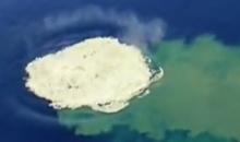 ภูเขาไฟใต้น้ำระเบิด
