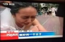 เจ้าสาวจีนร้องไห้โฮกลางถนน หลังแต่งหน้าแก่แล้วถูกเจ้าบ่าวทิ้ง