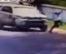 รถซิ่งชนคนเดินริมถนนตายคาที่ 2 ศพ