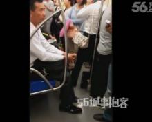 ระทึก!ตบผู้หญิงอีกไม่แคร์สื่อ กลางรถไฟฟ้า