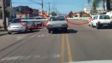 มนุษย์ลุงขับรถขนท่อแป๊ปยาว 6-7 เมตร คิดได้ไงเนี่ย !?