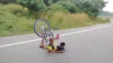จักรยานปลอดภัยไหม...??
