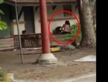แม่ใจร้าย!!! ตีลูกนั่งขอทาน จับหัวโขกพื้นจนลูกกรี๊ดลั่น!!!