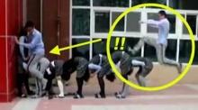 เกมส์ฮิตของเด็กมัธยมเกาหลี ...นี่น้องเล่นอะไรกันครับ!