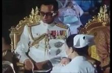 น้อยคนที่เห็น พิธีรับขวัญ พระองค์ภาฯ พระมหากรุณาธิคุณจาก ในหลวง ร.9