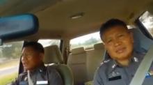 เพลินเกิ๊นนน!!!เมื่อตำรวจ...เป็นหมอลำเก่า