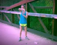 แห่แชร์! สาวน้อยวัย 11 โชว์สเต็ปแดนซ์สุดพริ้ว