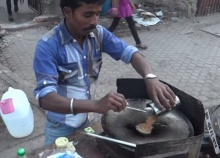 อาหารเช้าสุดฮิต @อินเดีย