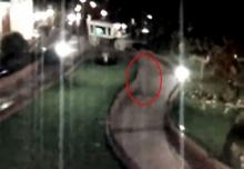 ขนลุก!! กล้องวงจรปิดจับภาพผีเดินทั่วดิสนีย์แลนด์