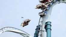 8 เหตุการณ์สุดช็อก..กับเครื่องเล่นภายในสวนสนุก