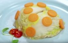 ซาลาเปาเต่าทอง หลอกเด็กให้กินผัก