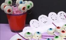 Halloween cake pop Trick!!