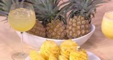 วิธีทำน้ำสับปะรด ชื่นใจแก้กระหาย