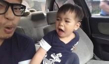 จบไม่สวย!! ลูกชายมีอาการหนักมาก เมื่อพ่อกินแมลงโชว์