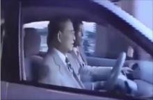 ชมคลิป ในหลวงทรงขับรถยนต์พระที่นั่งด้วยพระองค์เอง