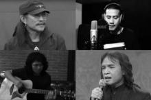 9 บทเพลงจากศิลปินไทย แทนความรู้สึกจากใจถึง พ่อของแผ่นดิน