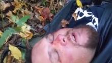 หดหู่ใจ!! หนุ่มอัดคลิปสั่งเสีย นอนรอความตายเพราะรถคว่ำ
