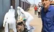 ระทึก! นาที ศพอีโบลาฟื้นคืนชีพ ระหว่างลำเลียงไปเผาที่ไลบีเรีย