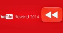 YouTube สรุปสุดยอด 10 วีดีโอของประเทศไทยประจำปี 2014