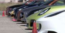 ใครจะเร็วกว่ากัน เมื่อ Supercar ตัวแรงทั้ง 11 คัน มาประลองความเร็วพร้อมกัน