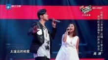"""อวตาร """"เติ้ง ลี่จวิน"""" สาวไทยวัย 16 ปี ขึ้นเวที The Voice of China ประกบ""""เจย์ โจว"""""""