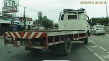อยากให้กฏหมายจริงจังกับพวกแบบนี้ จะได้ไม่เกิดอุบัติเหตุบนท้องถนน!!!