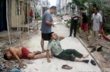 ตำรวจใจกล้า วิ่งเอาตัวเข้ารับหนุ่มกระโดดตึกตาย ทำหน้าที่สุดชีวิต (มีคลิป)