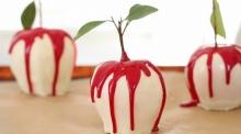 แอปเปิ้ลแคนดี้..ฉลอง Halloween