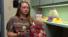 สงสารจับใจ!ทารกน้อยตัวสั่นอย่างแรง ผลจากแม่ติดยาตอนท้อง!