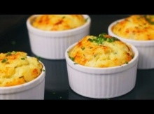 Potato Soufflé ง่ายมากอร่อยเว่อร์