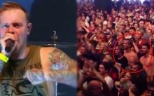 นักร้องหนุ่มเดือดจัด เห็นโรคจิตจับนมคนดู ระหว่างคอนเสิร์ตของเขา ประกาศกร้าวไล่มันออกไป!