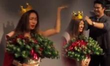 มาแล้วจ้า!! Miss universe 2015 เว่อร์ชั่นฮา น้ำตาเล็ด