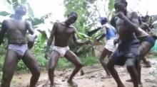 คลิปต้นตำหรับการเต้นของชาวอาฟริกัน ที่คนเอาไปใส่มิกซ์ฯ เยอะแยะ