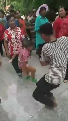 ถ้าน้องจะเต้นได้เฟี้ยวขนาดนี้นะ เอาใจพี่ไปเลย!!!