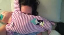 ขำกลิ้ง! ทารกจอมป่วน วุ่นจนแม่ไม่ได้นอน