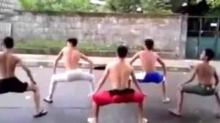ผู้ชายจำเป็นต้องเต้นขนาดนี้เลยหรือ?