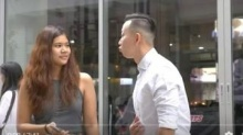 พีคมาก!! มาดูปฎิกิริยาของสาวไทย เมื่อหนุ่มเกาหลีขอจูบ จะให้หรือไม่ !!