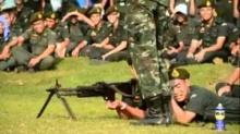 รด.เด็กไทยหัวเกรียน หลับตายิงปืน ver.ปืนลั่น ฮามากๆ