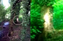 ซูมชัดๆ!! ภาพถ่ายติดวิญญาณเด็กชาย จากกล้องไอโฟน