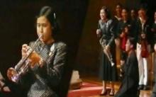 สมเด็จพระเทพฯ ทรงทรัมเป็ต โดยมี เบิร์ด-ธงไชย เป็นนักร้อง ทรงตรัสคำนี้ออกมา? เพื่อเรียกเสียงกรี๊ด!