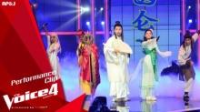 The Voice Thailand - โชว์ทีมโจอี้ บอย - ชอลิ้วเฮียง
