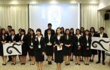 ซาบซึ้ง นักศึกษาเมียนมา ร้องเพลง ต้นไม้ของพ่อ ในภาษาพม่า