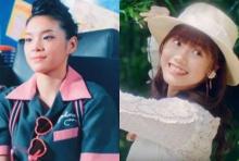 มาแล้ว เฌอปราง-มิวสิค ใน MV 2 เพลงใหม่ของ AKB48
