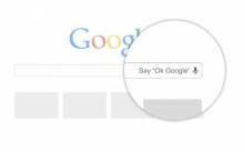 Ok Google สั่งกูเกิ้ลด้วยเสียงภาษาไทยชัดๆ