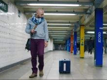 สุดล้ำ!! กระเป๋าเดินทางรุ่นใหม่ มันจะเดินตามคุณเอง ไม่ต้องลากให้เมื่อย