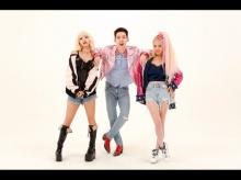 SM x JYP ฮโยยอน โจควอน มิน - Born To Be Wild MV