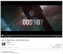 """ปล่อยมาแล้ว!!!  """"Good Boy"""" MVของเพื่อนซี้ G-Dragon x Taeyang !!!"""
