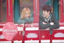 Spring Love  เพลงใหม่ 'SM station' ร้องโดย 'เวนดี้ Red VelVet'-'อีริค นัม'