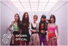 "Red Velvet คัมแบ็คด้วย MV เพลงใหม่ ""Zimzalabim"""