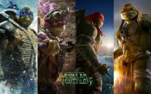Born To Fight - UNIQ (OST.Teenage Mutant Ninja Turtles)